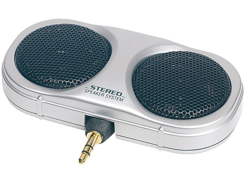 Q Sonic Mobiler Passiver Mini Lautsprecher Fur Mp3 Player Cd Player