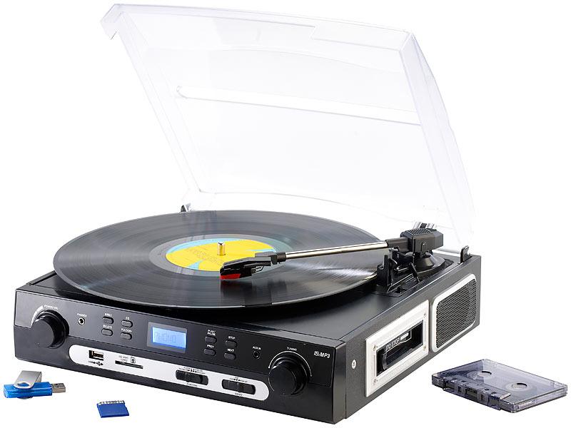 q sonic schallplatten und mc digitalisierer audio. Black Bedroom Furniture Sets. Home Design Ideas