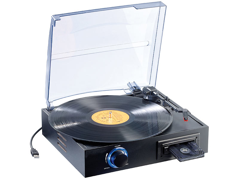 q sonic usb platten kassetten spieler upm 700 audio restaurator 10. Black Bedroom Furniture Sets. Home Design Ideas