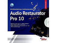 Q-Sonic Audio-Digitalisierer & MP3-Recorder mit Restaurator-Software
