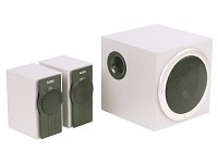 "Q-Sonic Design-Speakerset 2.1 ""Luxury Sound II"""