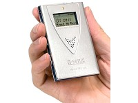 Q-Sonic Mini-MP3-Recorder, -Player, Voicerecorder 128MB