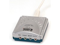 Q-Sonic USB-Audio-Box 5.1