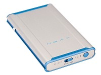 "Q-Sonic 2,5"" HardDisk-Multimedia-Player ""Noax"" mit OTG-Copy"