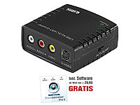 Q-Sonic USB-Video-Grabber VG-310 zum Video-Digitalisieren