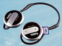 Q-Sonic Wireless Sport-MP3-Player mit SD-Cardslot